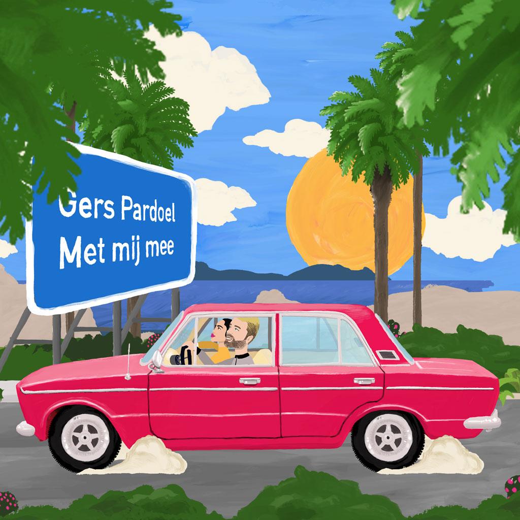 GERS PARDOEL – Met Mij Mee
